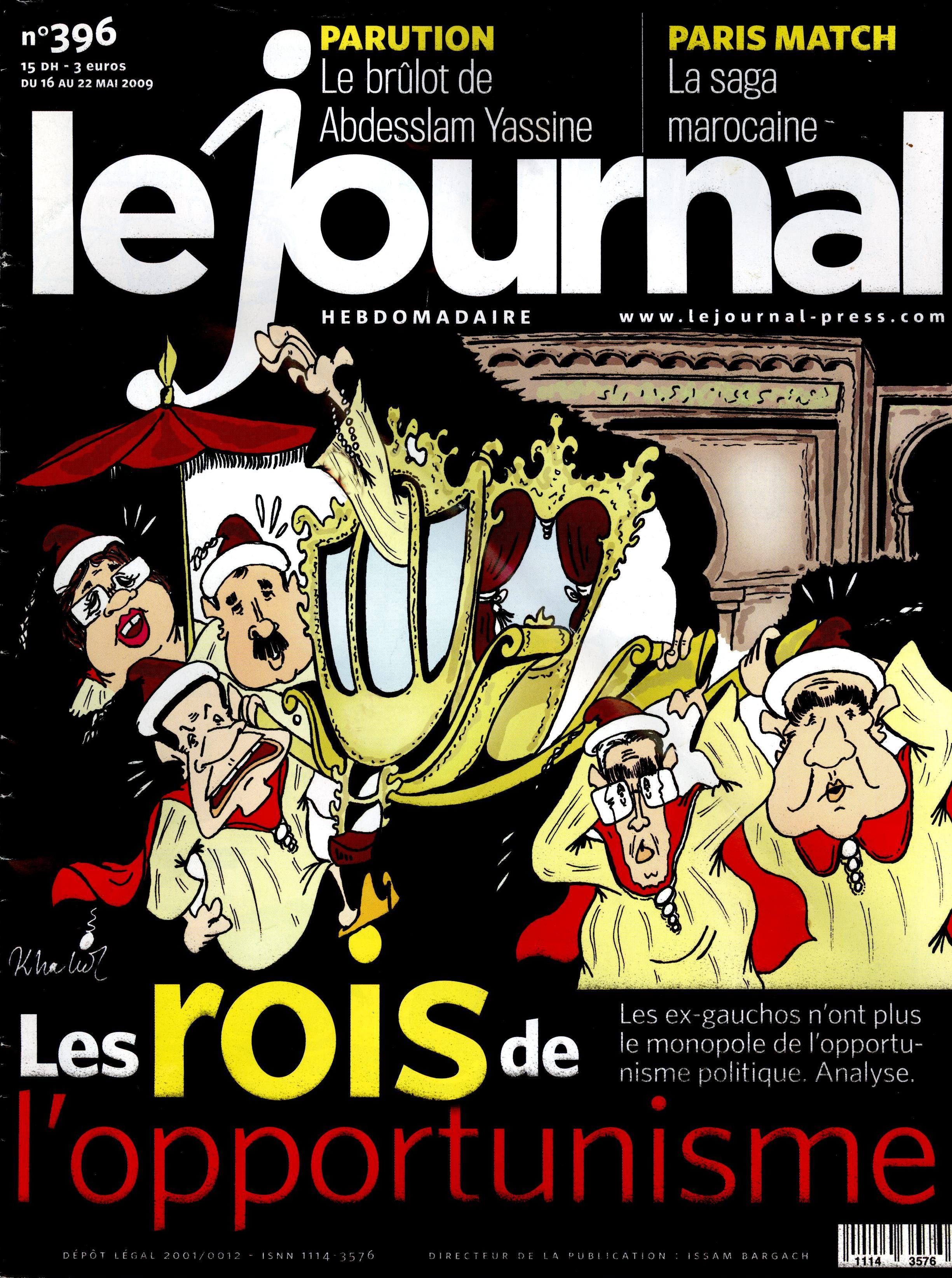 les revues marocaines