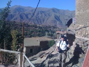 Antoine Chéné, Alla, Haut Atlas marocain