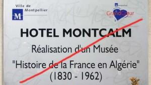 musee de Montpellier France Algerie